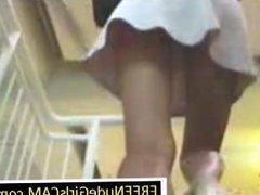 UpskirtSlim Girl: Free Upskirt Porn Video 53 -FREENudeGirlsCAM.com