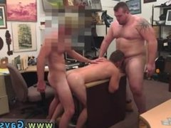 Hunks sucking hunks gay first time Guy completes up with rectal