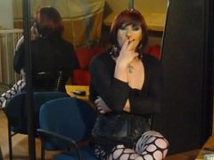 Petra Van Holland Smoking Her Eve 120