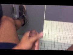 Public Bathroom Cum Explosion
