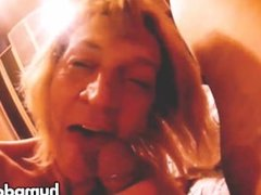 MILF can not get enough of stepson cock