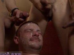 Straight men fully naked gay sexual examinations Bareback for the Bear