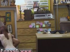 Brunette teen pov swallow Jenny Gets Her Ass Pounded At The Pawn Shop