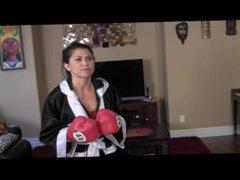 tomiko vs kasie cavanaugh boxing