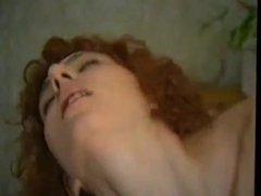 Vintage Hairy FFM Fuck