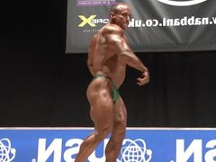 Mark Reed (AUS), NABBA Worlds 2014 - Masters