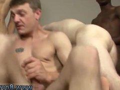 Teens boys bi gay porn first time Kriss Kross the Bukkake Boss