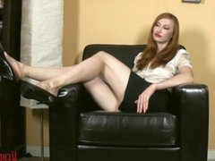 Kendra James - Shoe Dangle