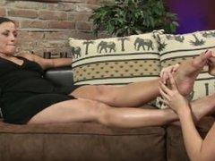 sucking sexy mature feet sasha
