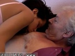 Big tits handjob hd Bruce a sloppy old guy likes to nail young girls like