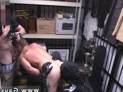 Asian male model masturbation and cumshot gay Dungeon master with a gimp