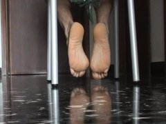 my hot feet