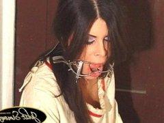 Ashley Renee Straightjacket,Mouth Spreader