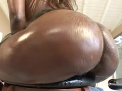 Ass Fucked Ebony Slut Queen Diva