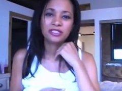 Domineering Black MILF Webcam JOI