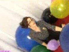 kymberly jane balloon porn
