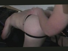 Mistress Mariam And Mistress V Fisting Two Slaves And Pegging