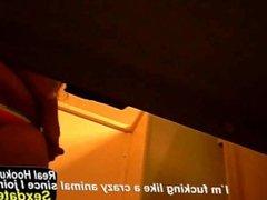 Spying on a Dutch Pool Cabin MILF