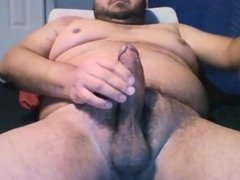 Chub Jerk-Off 01032016