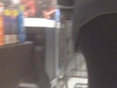 Gilf bbw close up angry vpl Walmart