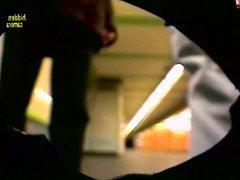 Spycam - Very Hairy Werwolf