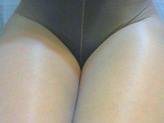crossdresser pantyhose and panties 253