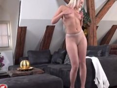 Blond Naomi Nevena Solo HD