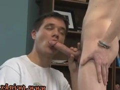 Hot gay guys having sex at the doctors first time Preston wants a oral