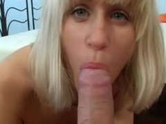 My Blonde Mom with Green Eyes and Makes a Fantastic www.hamsterpt87.tk