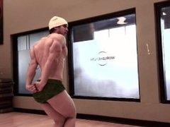 Brandon Teen Bodybuilder