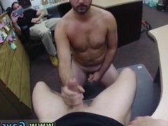 Hunks gay mans huge cocks movies Straight stud heads gay for cash he needs