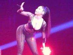 Nicki Minaj Dancing At Concert
