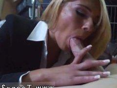 Christina bella blowjob Hot Milf Banged At The PawnSHop