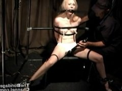 Girls Teased and Tormented in Strict Bondage