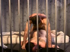Prison Breeding - Officer Submits