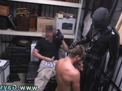 Blonde hunks cock movies gay Dungeon sir with a gimp