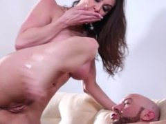 Kendra Lust Busty Milf Cowgirl Riding