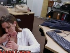 Titty bang first time Foxy Business Lady Gets Fucked!
