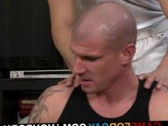 Denis Reed seduices his trainer