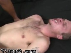 Nude boy briefs gay first time Romeo's dude milk shoots out, landing on