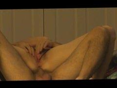 Amateur couple orgasm and cumshot