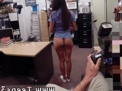 Amateur shemale fuck Desperate nurse will do anything for cash