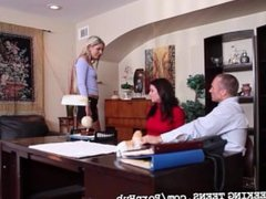 Couple Seduced by Therapist's Daughter