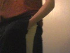 POV Teen Guy Strips and Shoots Load into Your Mouth
