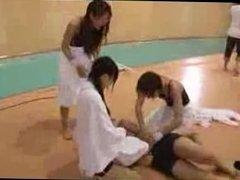 japan tickling non nude