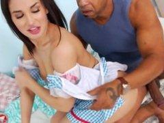 Gabriella Paltrova Interracial Anal HD 1080p Porn
