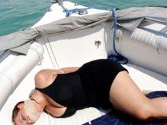 bondage in a boat