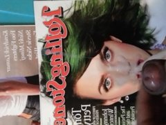 Katy Perry Magazine Cover