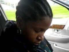 Hood Chick Black Toenails