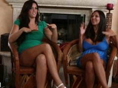 Missy Martinez, Alison Tyler Pussy Rubbing